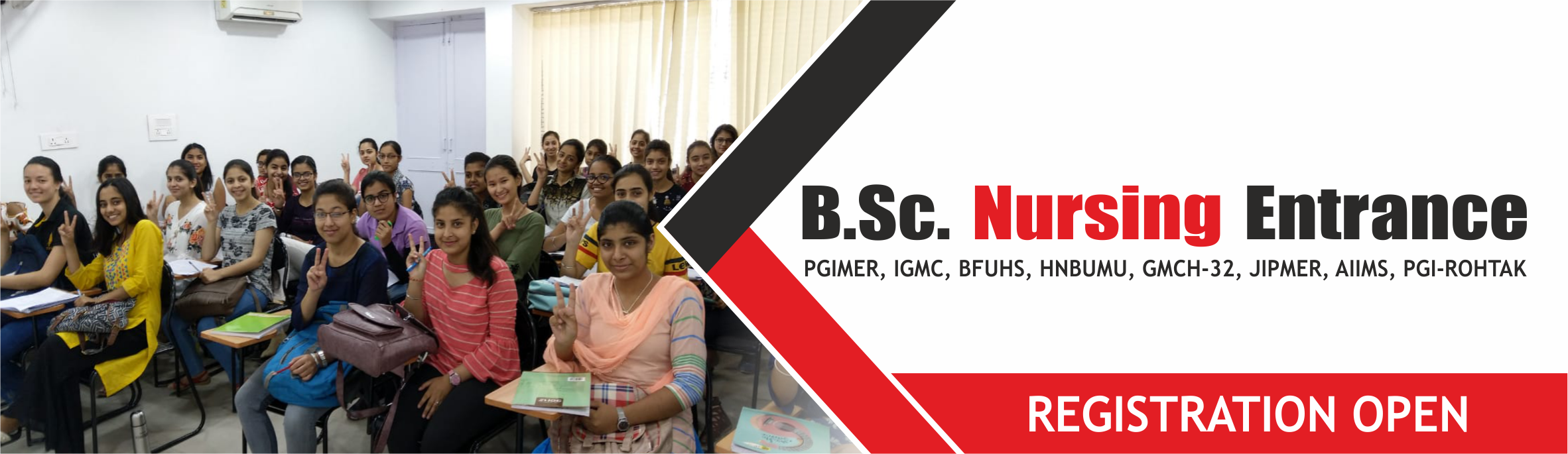 By Photo Congress || Pgi B sc Nursing 2019