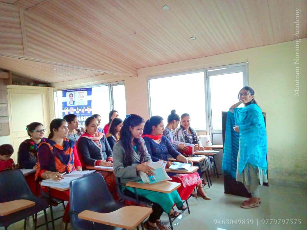 Feedback of our student Ms. Kshitiza Gautam who recently crack MNS Nursing Recruitment Exam of 2017. She belongs to Dharamshala (Himachal Pradesh)