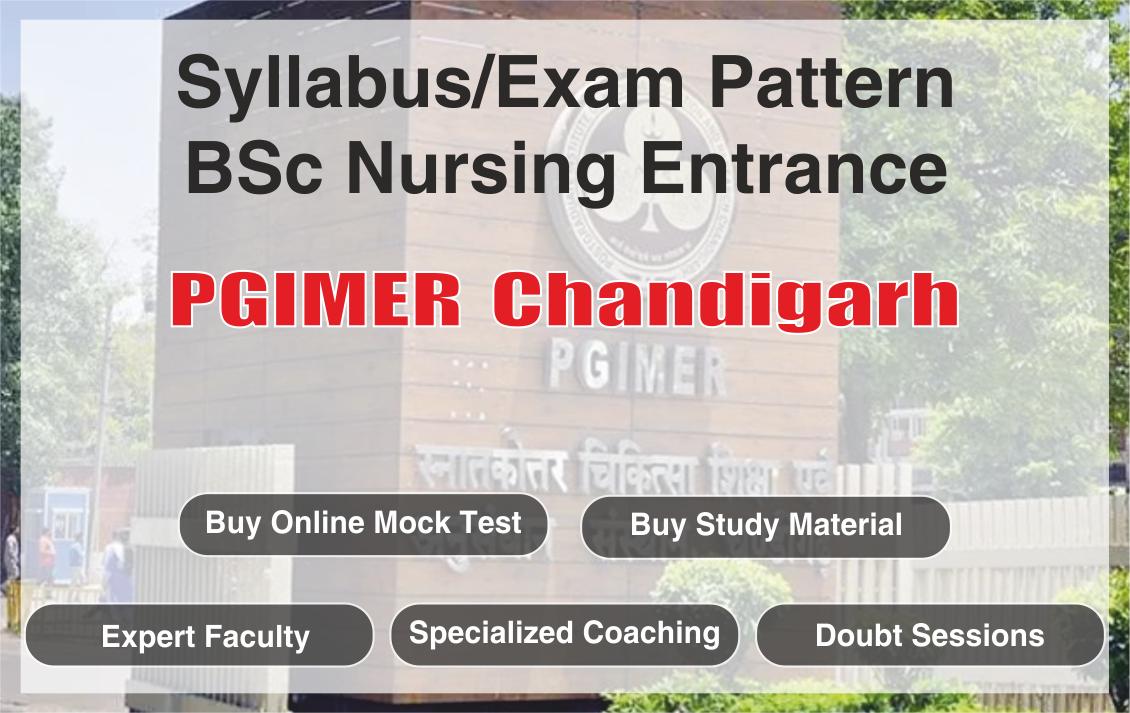 Top 12 Pgi B sc Nursing Entrance Exam 2019 - Gorgeous Tiny